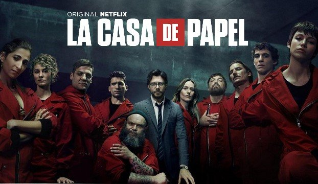 - La Casa De Papel Season 3 - Les Spoilers La Casa De Papel Saison 3