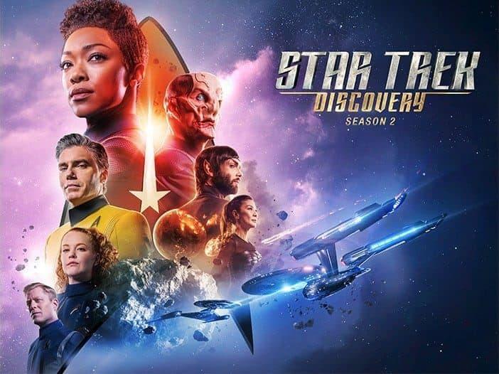Start Trek Discovery Saison 2 Séquences Titre Annoncé 2