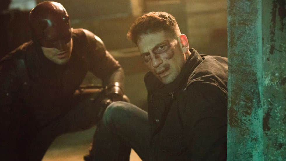 La saison 3 du Punisher pourrait attirer Daredevil et Kingpin si Netflix renouvelle l'émission. 1