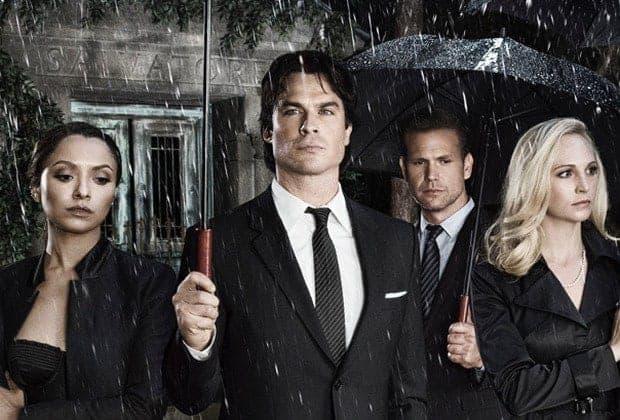 The Vampire Diaries Saison 9 : y en aura-t-il une nouvelle saison ? 1