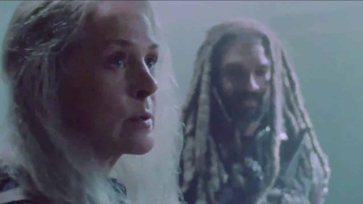 Les Whisperers de The Walking Dead' sont démasqués dans la nouvelle bande-annonce de la saison 9b 1