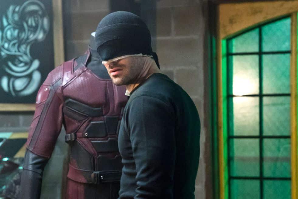Charlie Cox espère qu'il pourra à nouveau jouer Daredevil dans Marvel movies. 1