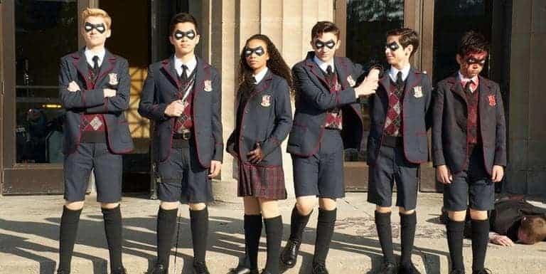 The Umbrella Academy Saison 2: les fans exigent une date de sortie de Netflix 1