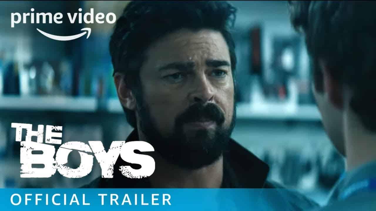 The Boys Nouveau trailer de la série a une action brutale et beaucoup de sang 1