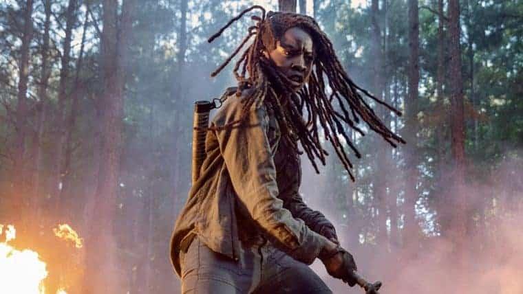 The Walking Dead | Michonne est en vedette dans la photo de la saison 10 1