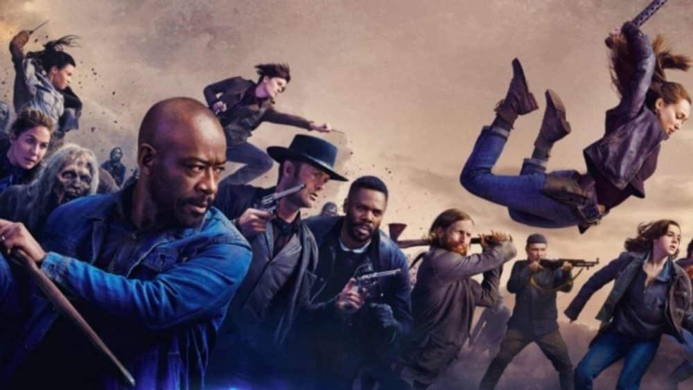 Fear the Walking Dead saison 6 Premiere Date sur AMC ? Est-il renouvelé ou annulé ? 1