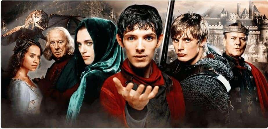 Y aura-t-il une saison 6 de Merlin? Ou est-ce juste de la fan fiction? 1