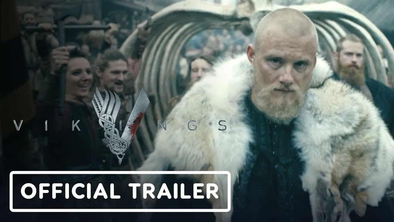 Vikings   La dernière saison remporte la bande-annonce et la date du début de la saison 42