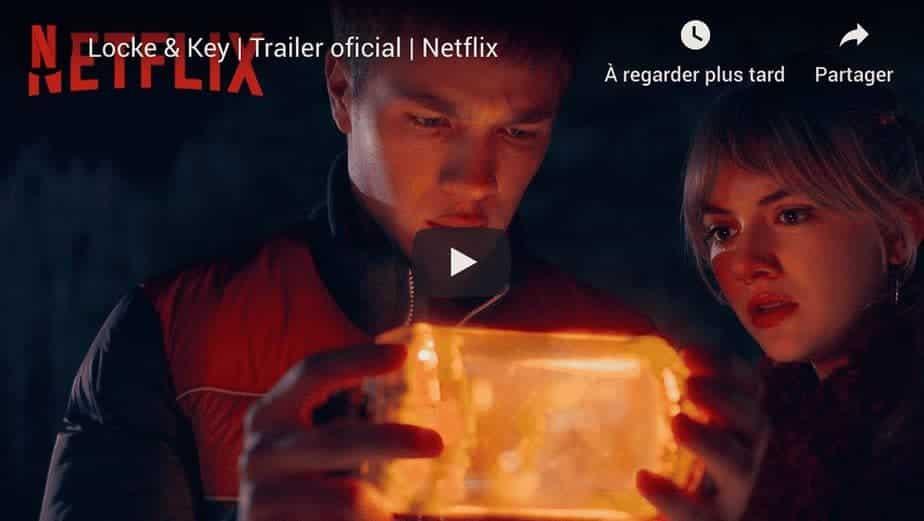Locke & Key : Découvrez le nouveau trailer de pari Netflix 1
