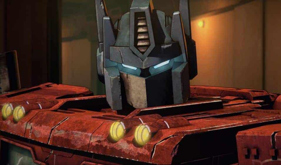 Des batailles éternelles dans ce teaser de la série animée Transformers sur Netflix 1