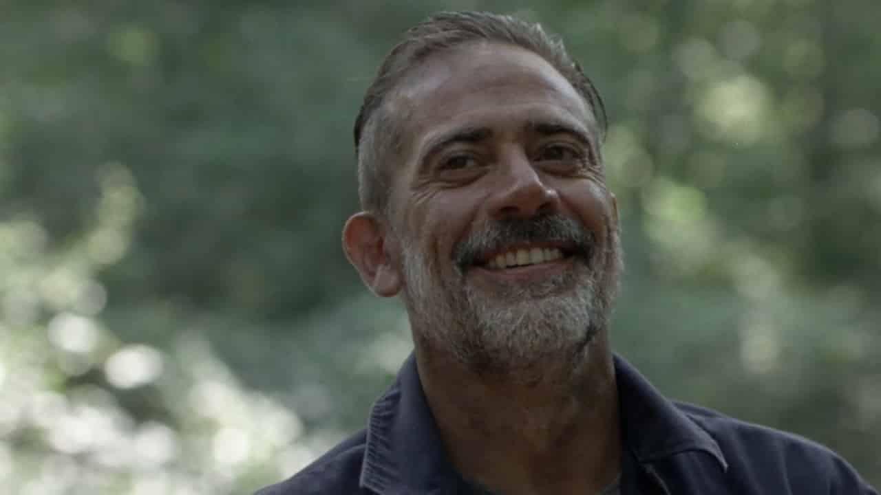 L'acteur promet de s'attaquer au feu dans The Walking Dead 1