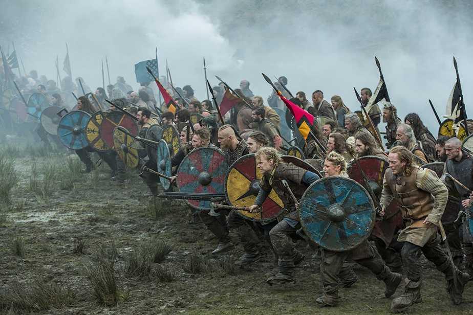 Surprise pour les Vikings [SPOILER] suspense sur la série Vikings 2020 39