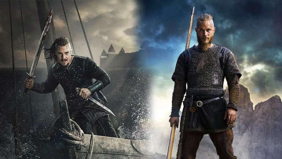 The Last Kingdom et les Vikings ont une grande relation ; voyez ce que c'est 1