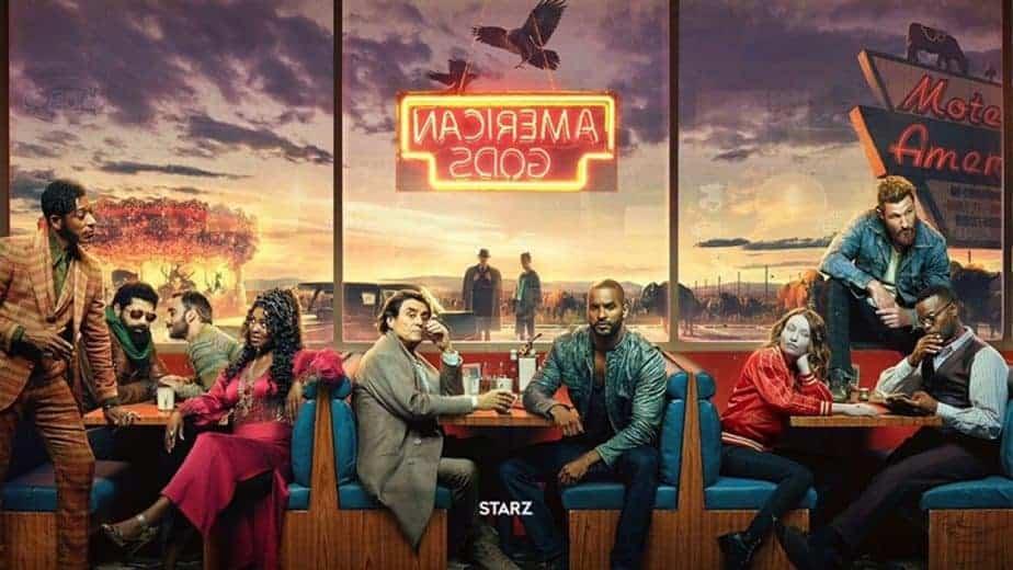 American Gods Saison 3 : la troisième saison est-elle plus riche en épisodes ? Voici tout ce que vous devez savoir 1