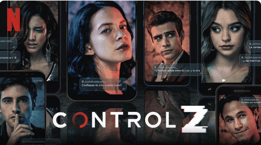 Control Z Disponible sur Netflix 1