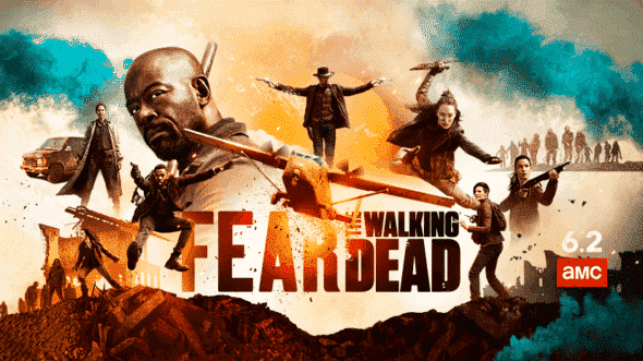 La saison 6 de Fear The Walking Dead arrive en cette période de mousson 2020 1