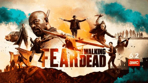 La saison 6 de Fear The Walking Dead arrive en cette période de mousson 2020 1