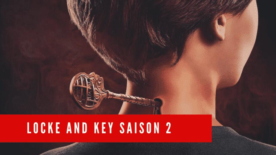 Locke & Key : deuxième saison confirmée par Netflix 1