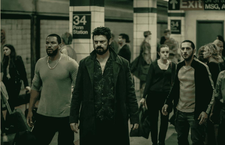 The Boys : Saison 2 Teaser présente le personnage de Giancarlo Esposito 1