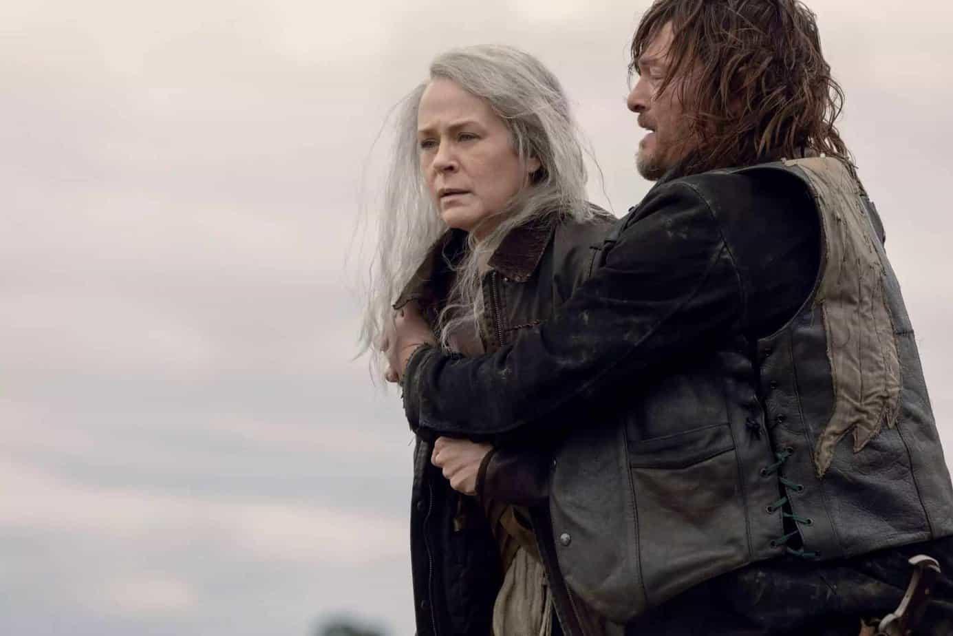 The Walking Dead s'achèveront après la saison 11 1
