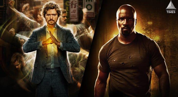 Marvel peut relancer Luke Cage et Iron Fist dès le mois prochain 1