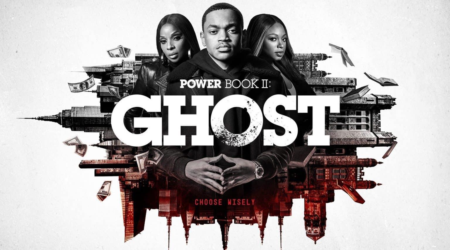 POWER BOOK II : GHOST : DATE DE SORTIE, ACTEURS, INTRIGUE ET NOUVELLES MISES À JOUR 1