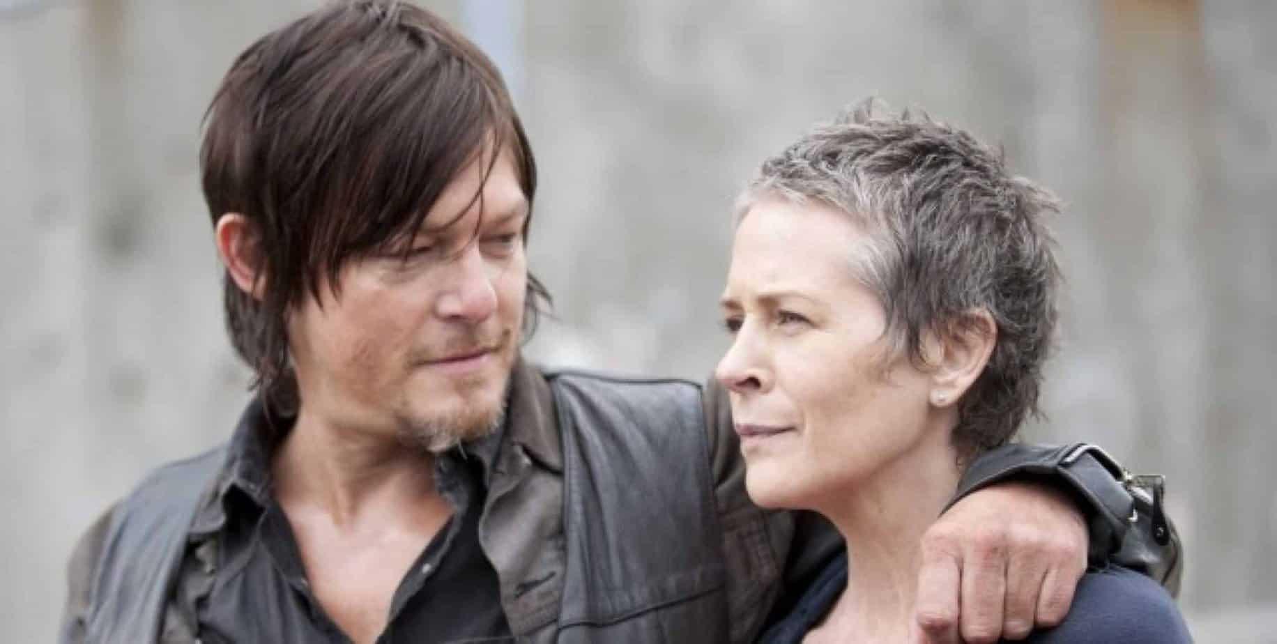 L'histoire de The Walking Dead se poursuivra dans la série Daryl et Carol 1