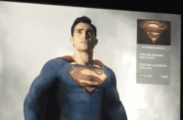 Superman et Lois donneront à l'homme d'acier un nouveau costume 1
