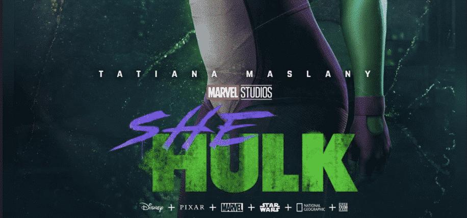 Tatiana Maslany nie qu'elle joue dans She-Hulk 1