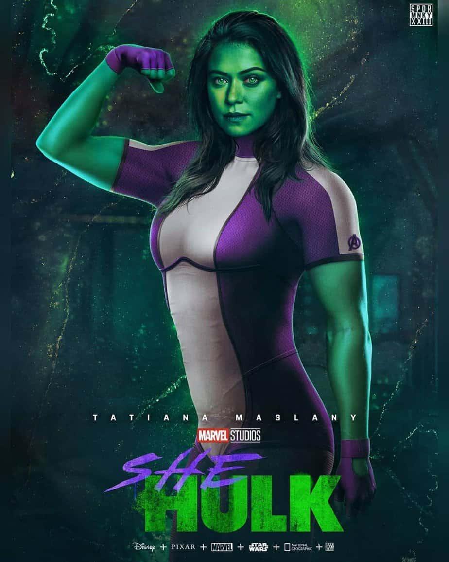 Tatiana Maslany nie qu'elle joue dans She-Hulk 2