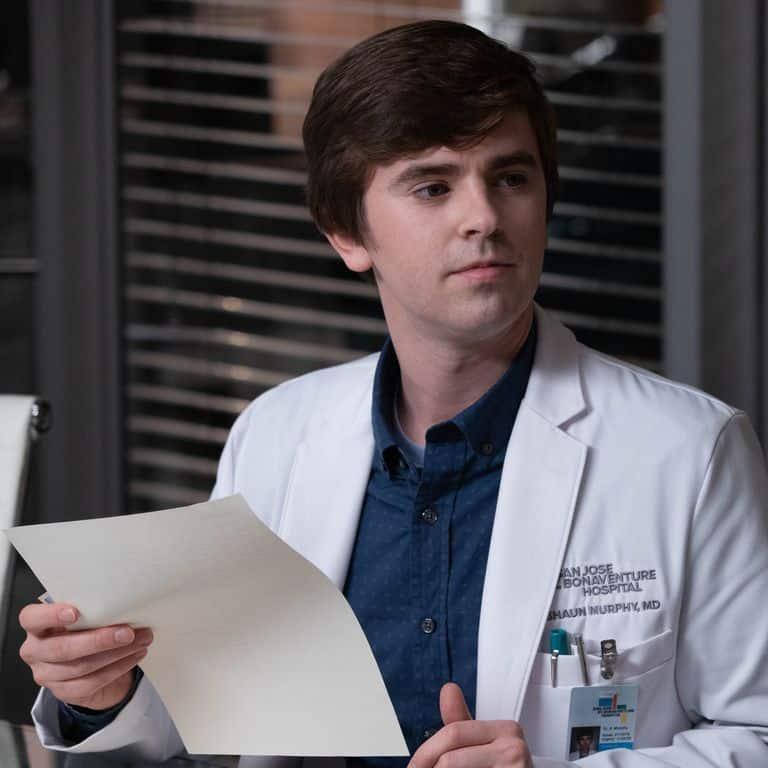 The Good Doctor Saison 4   Date de sortie 34