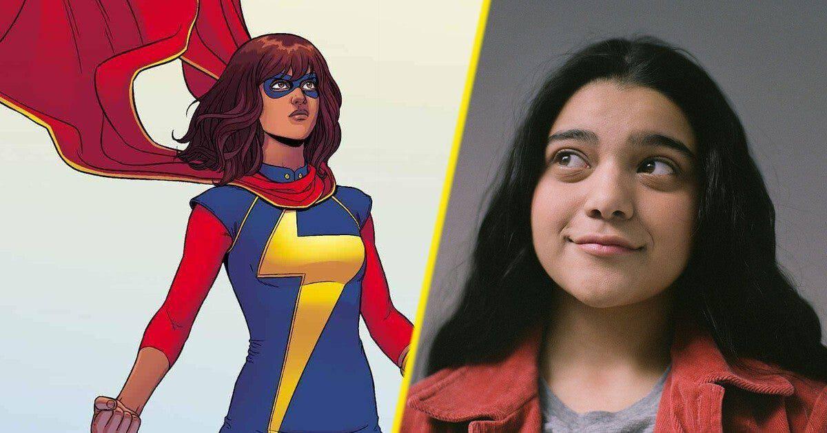 Marvel confie à une nouvelle actrice le rôle de Mme Marvel du MCU 2