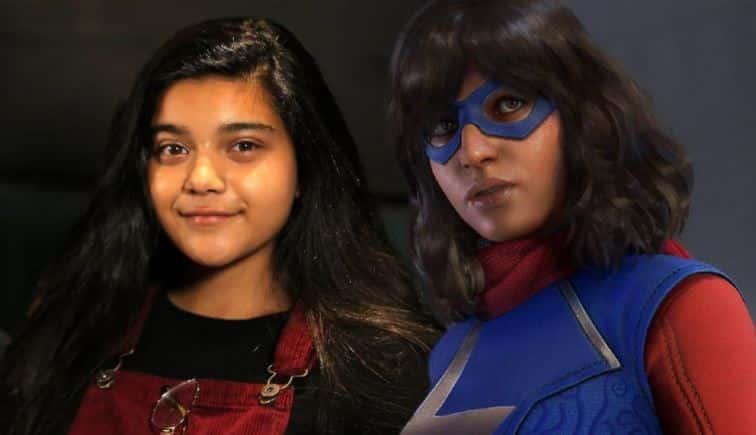 Marvel confie à une nouvelle actrice le rôle de Mme Marvel du MCU 1