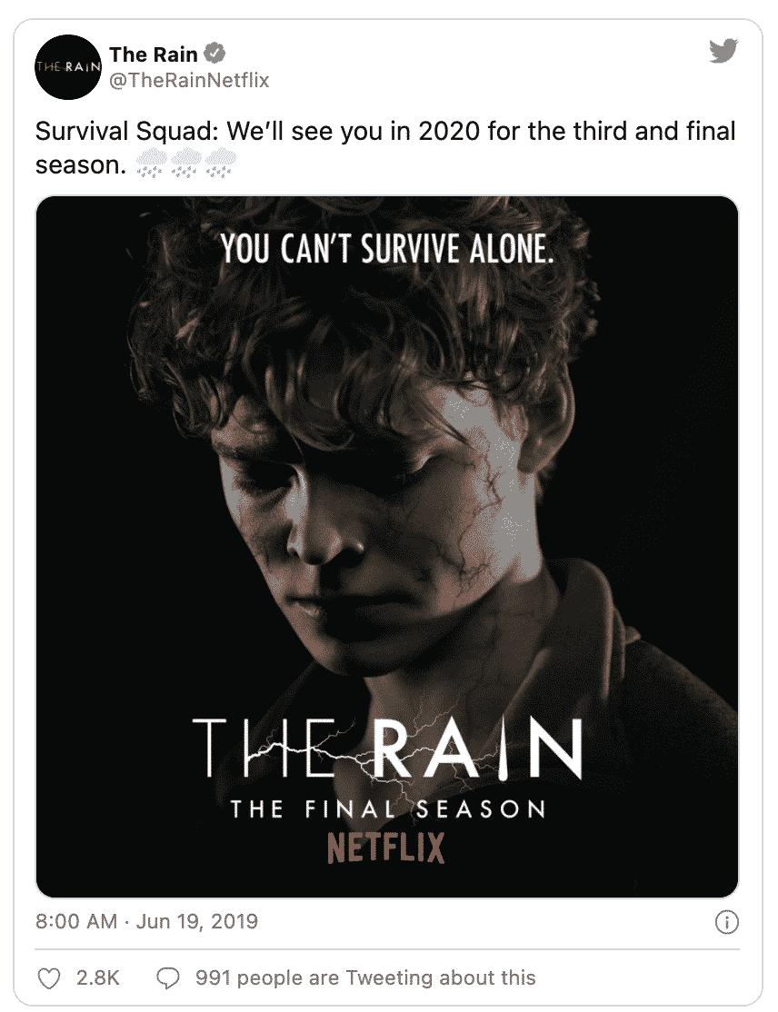 """""""The Rain"""" la saison 4 : tout ce que nous savons jusqu'à présent 3"""