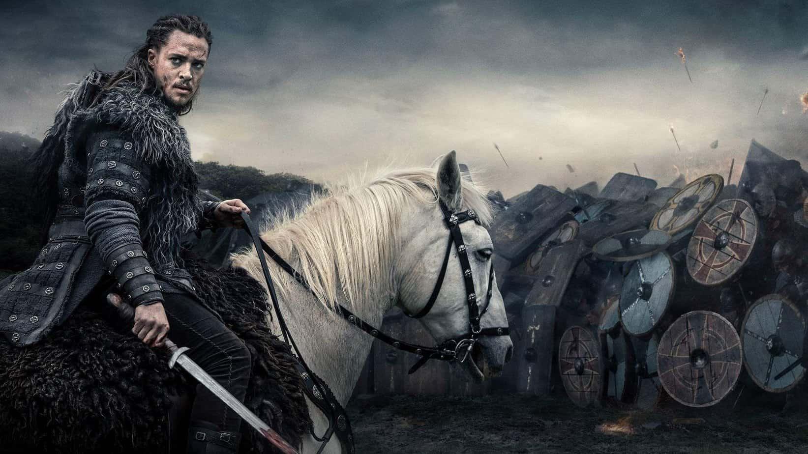 The Last Kingdom : la saison 5 fait face à ce problème deuxième acteur 1