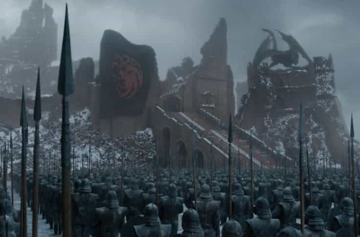 "HBO propose une mise à jour sur l'essaimage de Game Of Thrones ! ""The Dragons are Coming !"" 2"