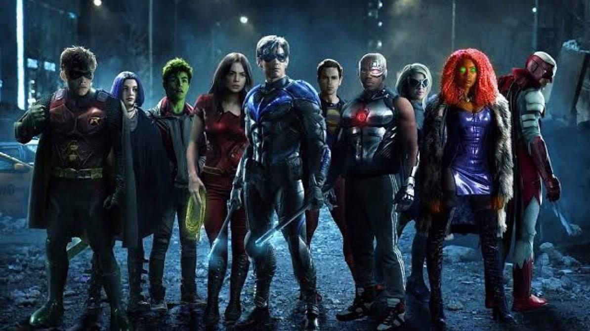 La saison 3 des Titans est annoncée, HBO Max diffusera le populaire DC Universe Show 4