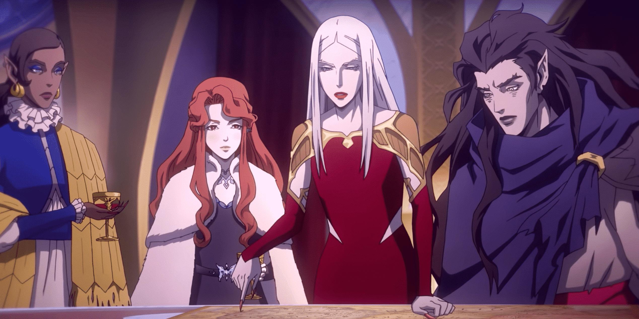 Castlevania Saison 4 : Tout ce que nous savons jusqu'à présent 2