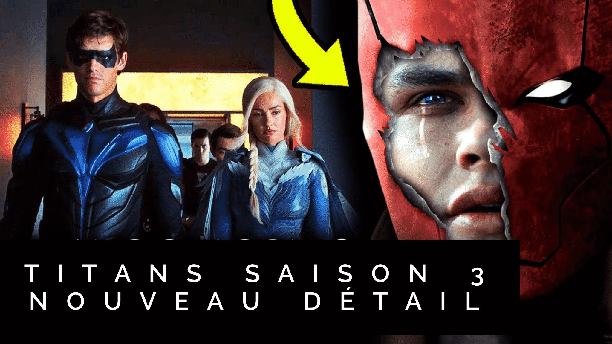 La saison 3 des Titans est annoncée, HBO Max diffusera le populaire DC Universe Show 3
