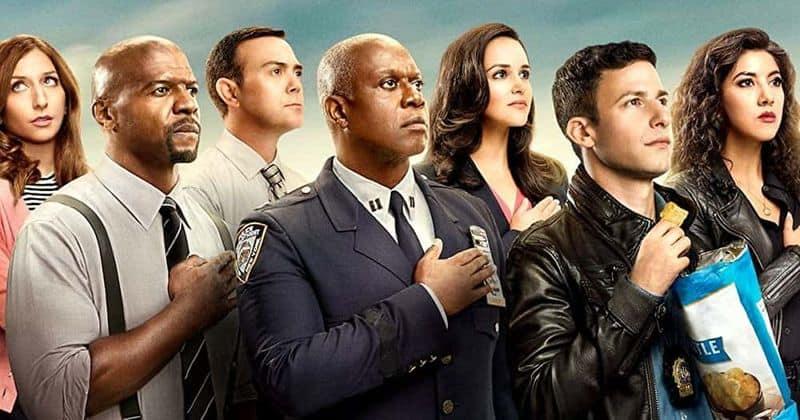 """The """" Brooklyn Nine-Nine """" se termineront officiellement avec la saison 8 1"""