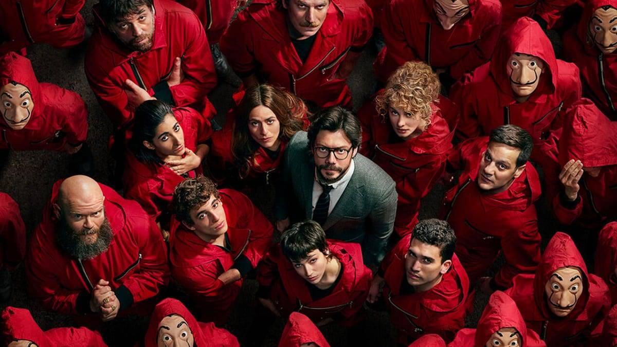 """""""La casa de papel """" : Une possible date de première de la cinquième saison de la série Netflix est filtrée 36"""