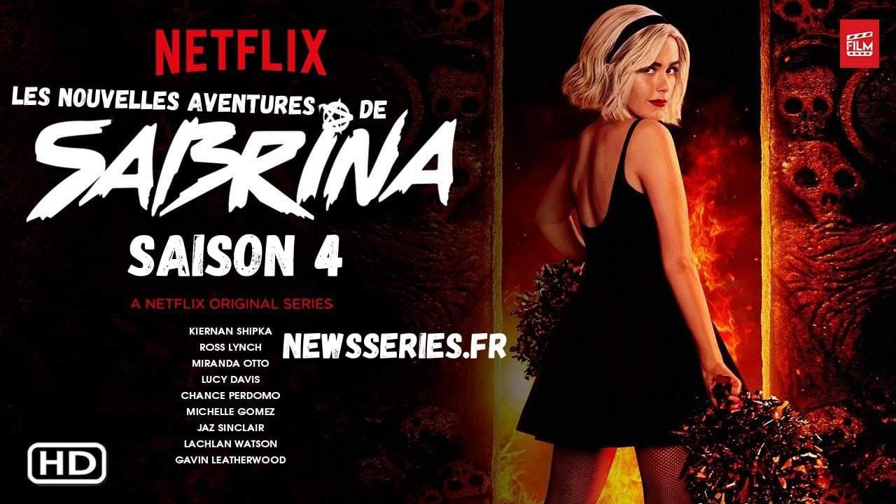 Les nouvelles aventures de Sabrina saison 4 : détails, bande-annonce et autres nouvelles passionnantes ! 1