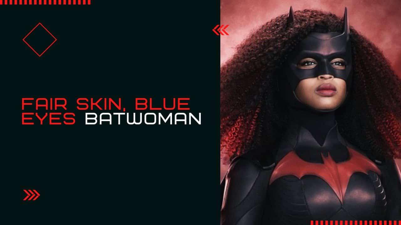"""Bande Annonce de Batwoman la promotion de""""Blue Eyes"""" 35"""
