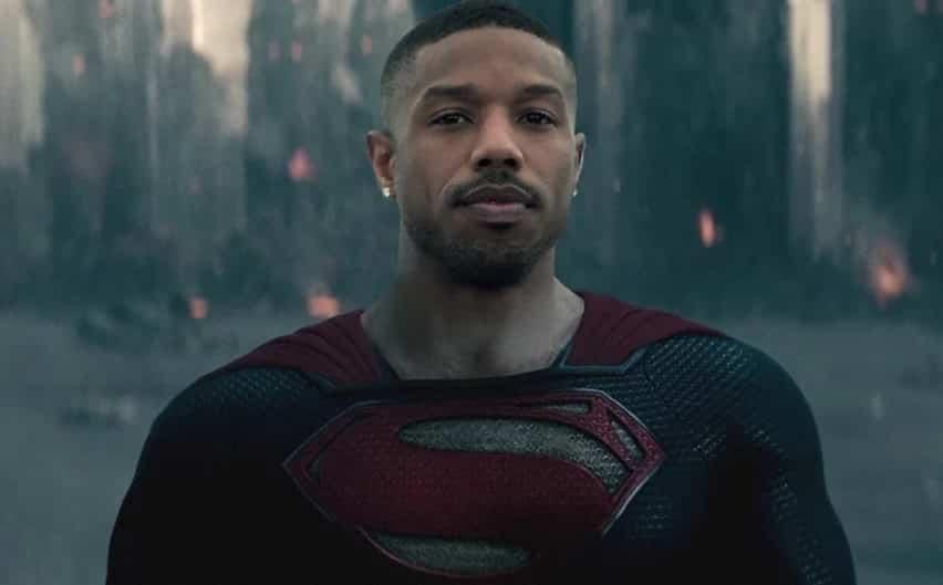 Une nouvelle version de SUPERMAN est en préparation et ils sera probablement noire 1