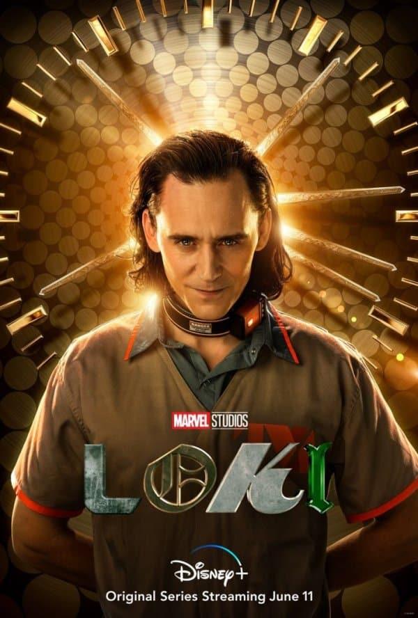 """La série Disney+ """"Loki"""" présente une nouvelle affiche. 38"""