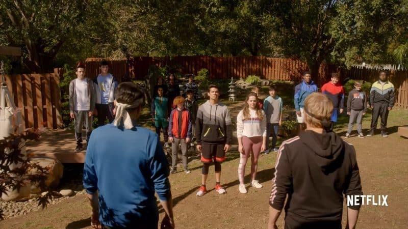 La saison 4 de Cobra Kai de Netflix commence officiellement la production 1