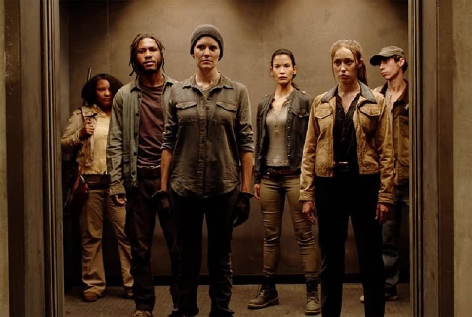 Saison 6B de Fear The Walking Dead : date de début, affiche et vidéo de promotion dévoilées. 4