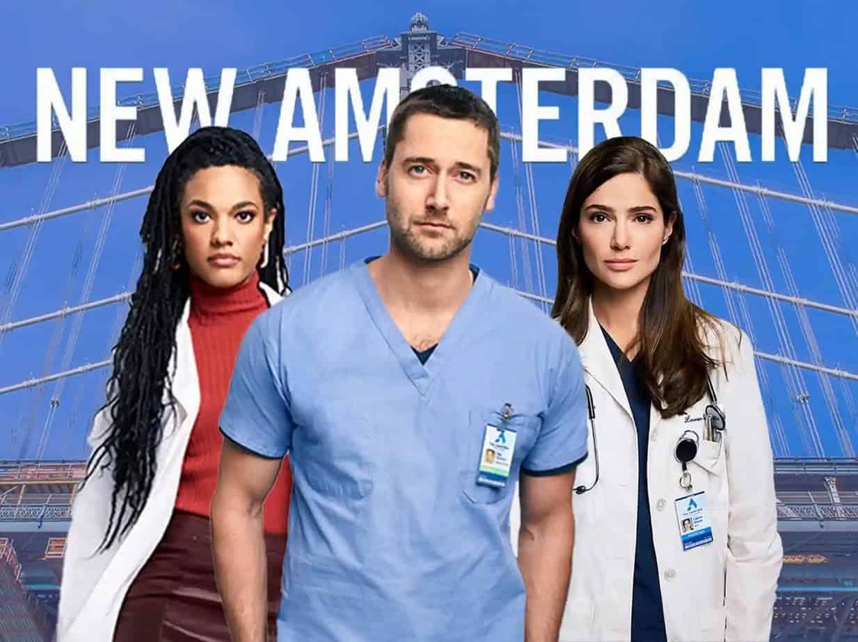 Nouvelle saison 3 de New Amsterdam : date de sortie, casting et plus encore ! 1