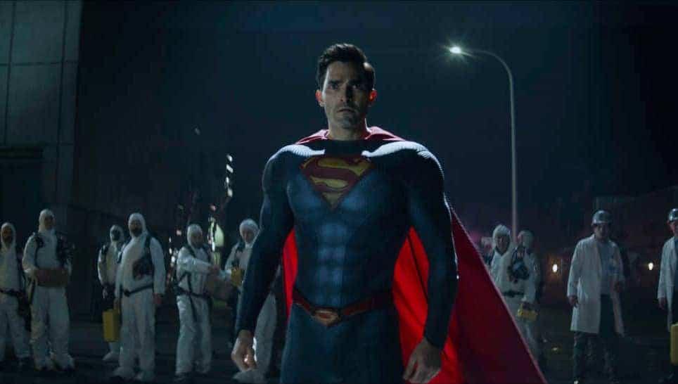 """La deuxième saison de """"Superman & Lois"""" est renouvelée. 1"""