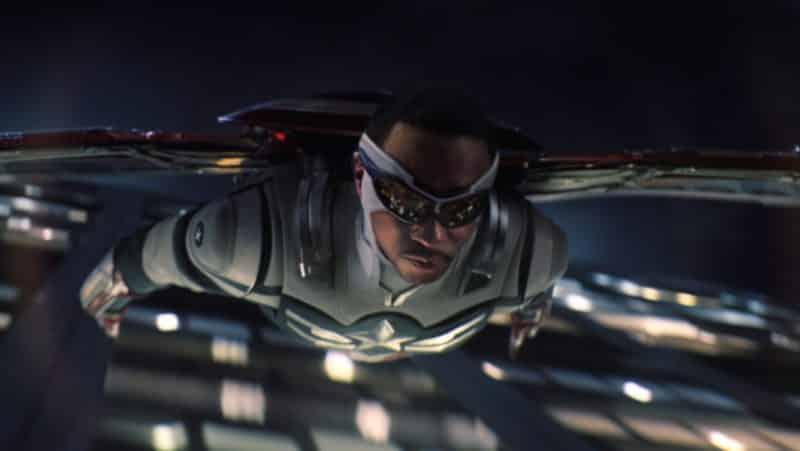 Marvel Studios dévoile Sam Wilson en tant que Captain America dans une nouvelle affiche 1